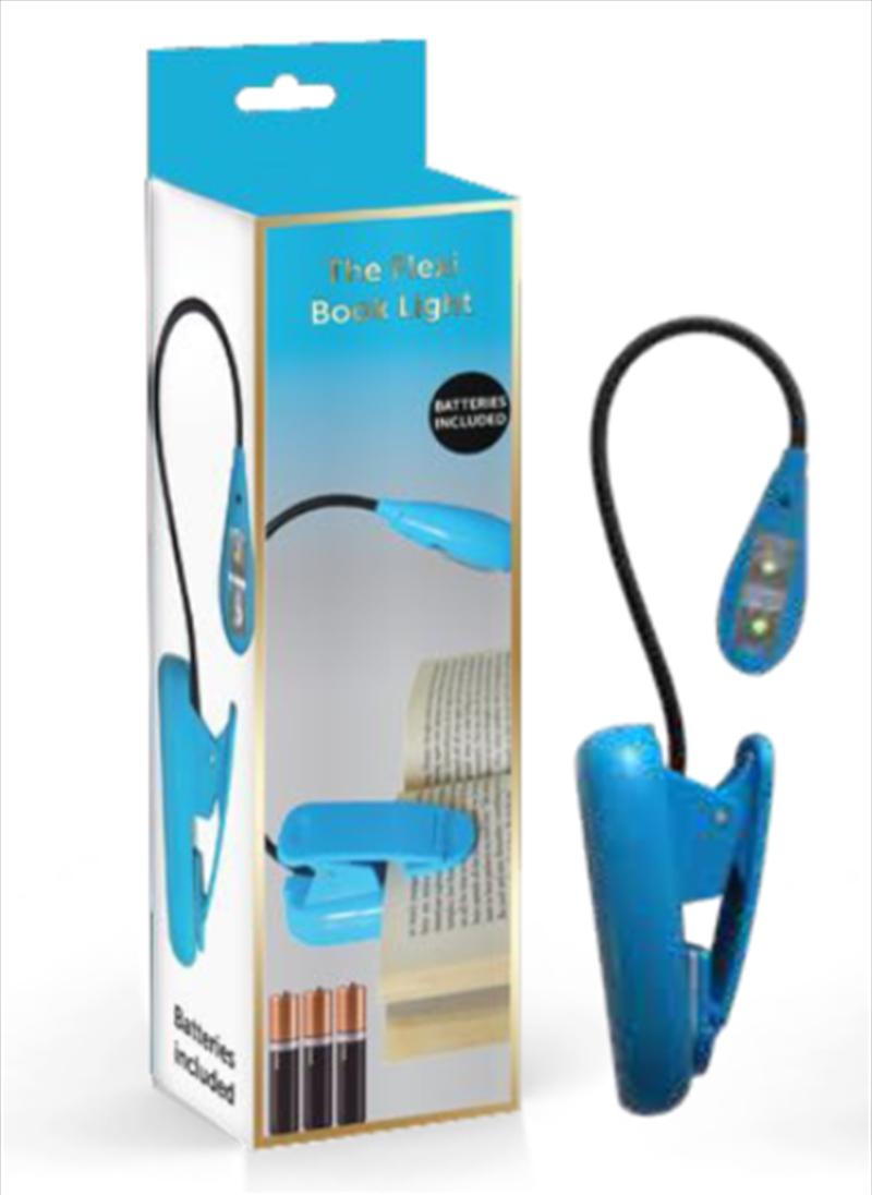 Flexi Book Light Battery Blue | Merchandise