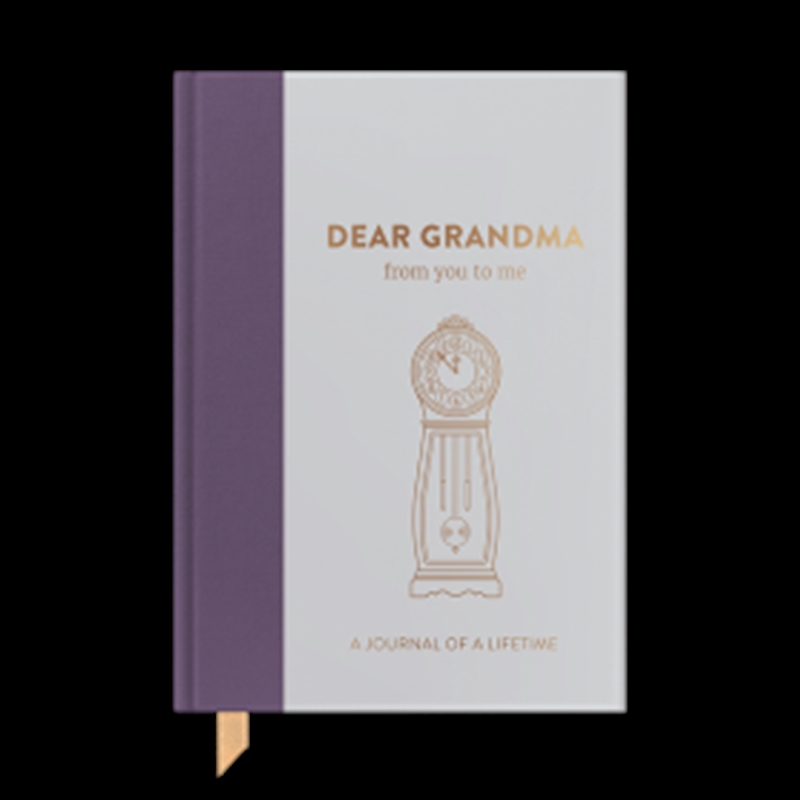Dear Grandma Timeless Collection Journal From You To Me | Merchandise