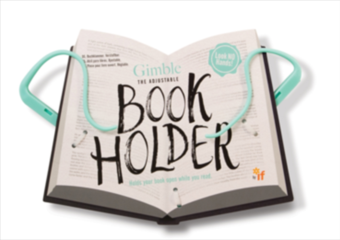 Gimble Book Holder - Absolutely Mint | Merchandise