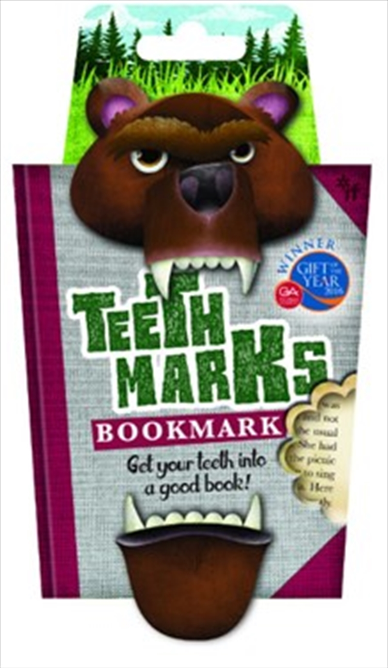 Bear Bookmark | Merchandise
