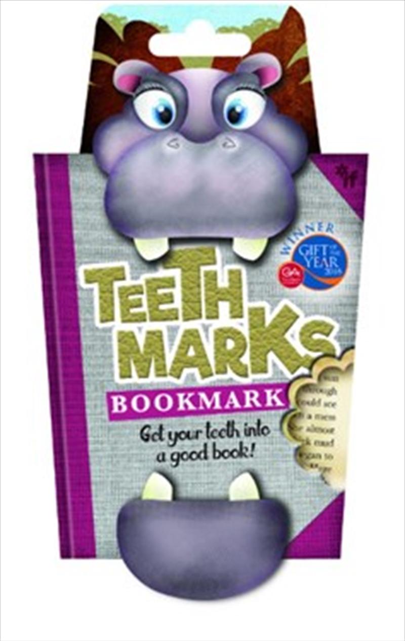 Hippo Bookmark | Merchandise
