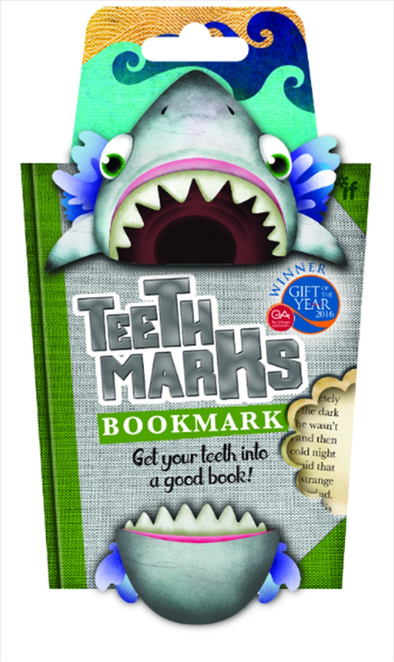 Shark Bookmark | Merchandise
