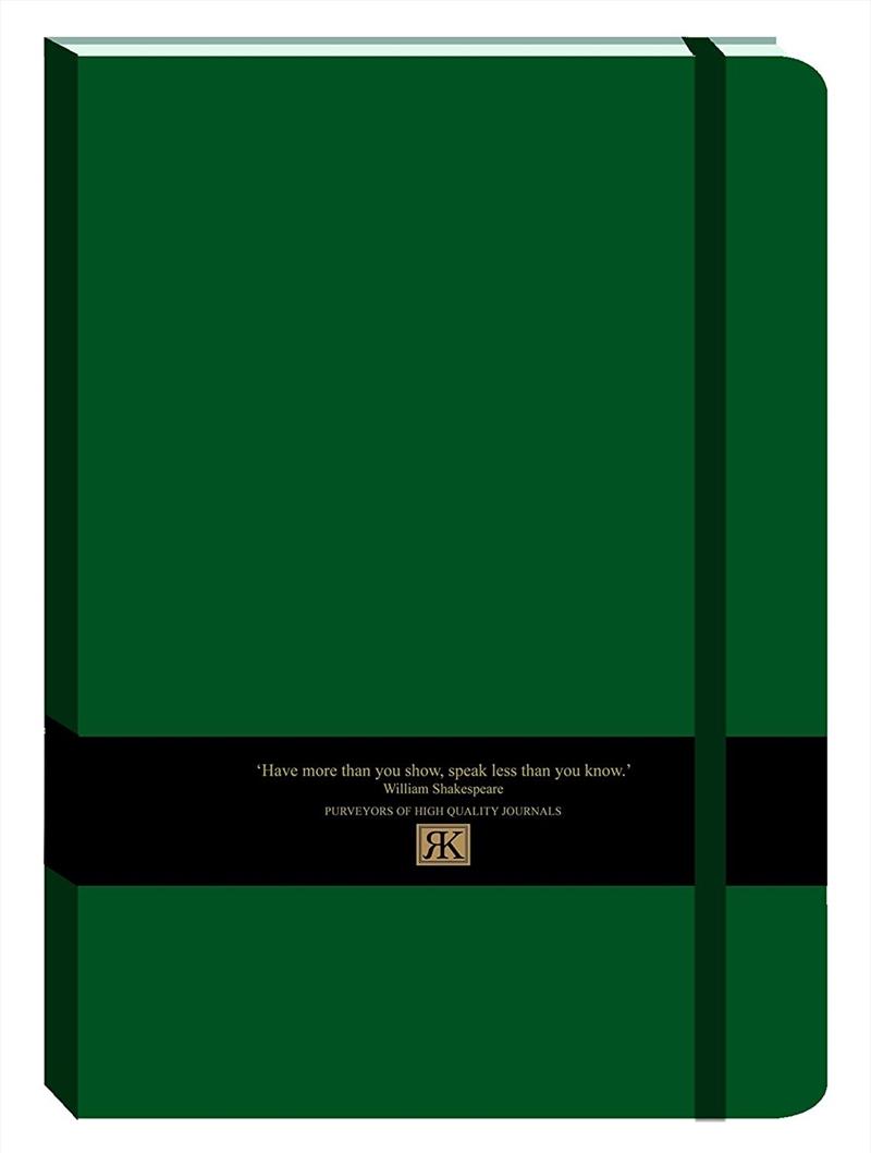RK Journals - Bowling Green Large Pu Journal | Merchandise