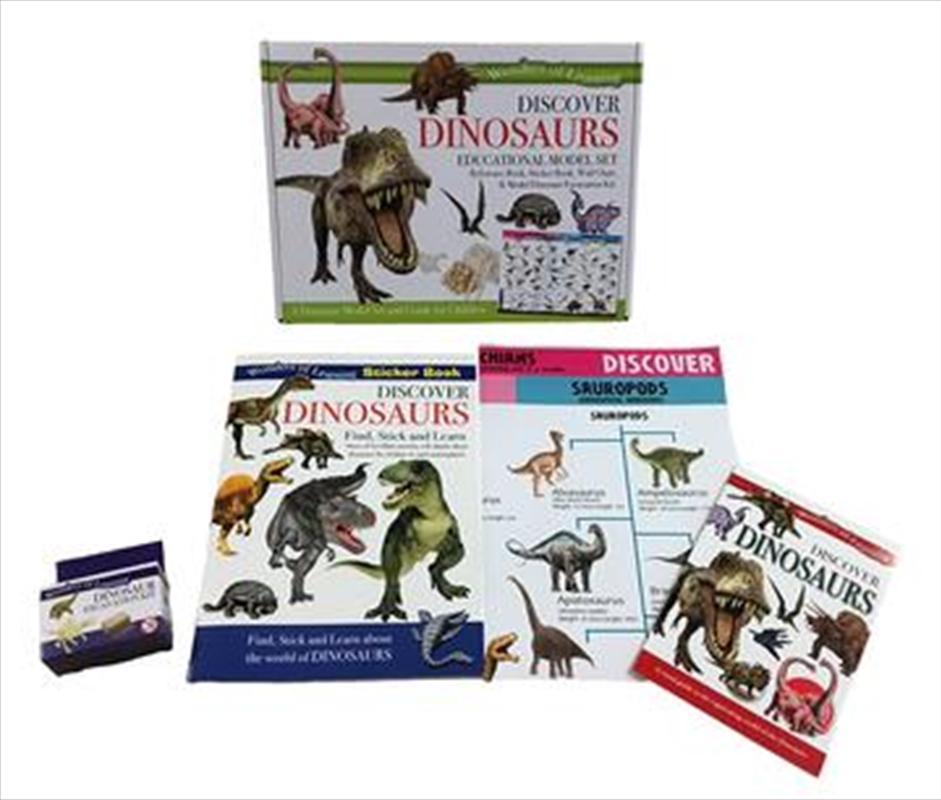 Dinosaur Model Set | Miscellaneous