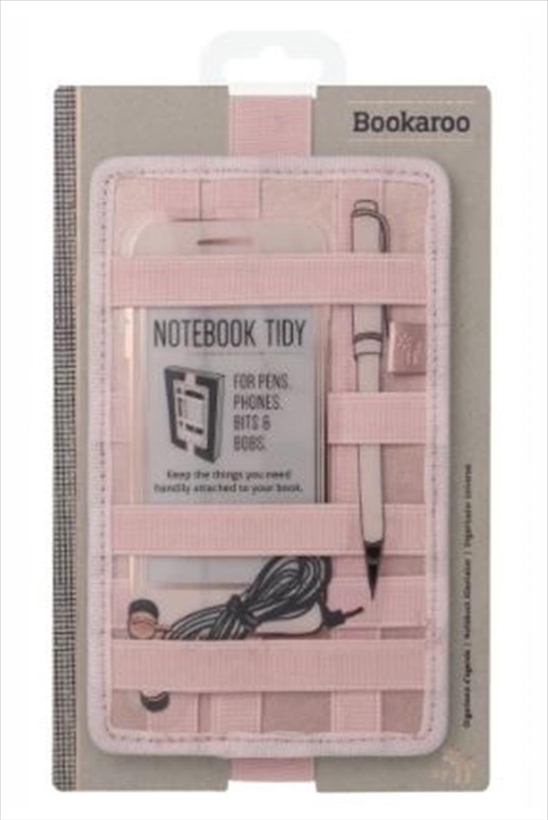 Notebook Tidy Rose Gold | Merchandise