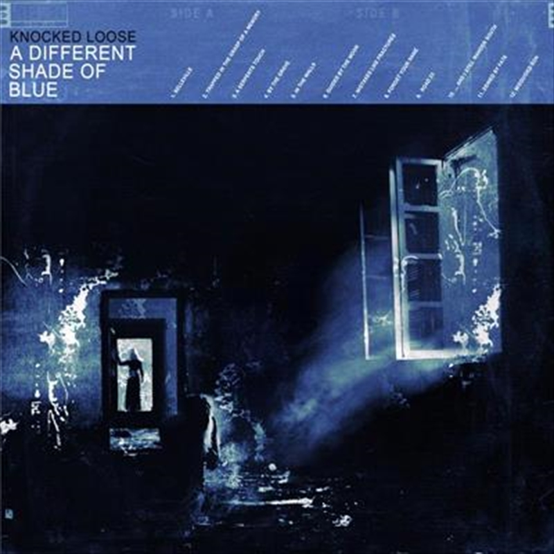 A Different Shade Of Blue | CD