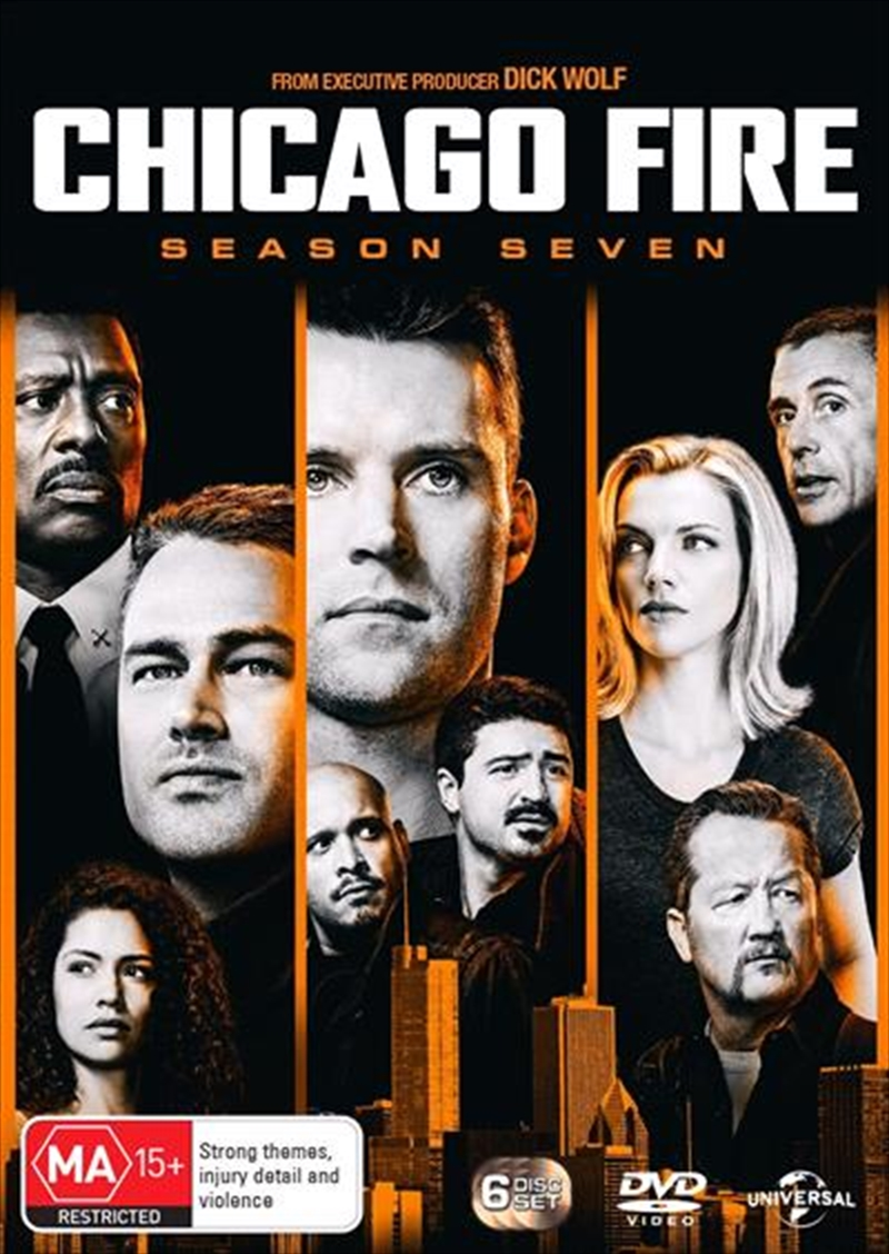 Chicago Fire - Season 7 | DVD