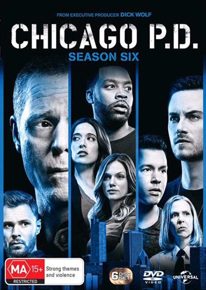 Chicago P.D. - Season 6 | DVD