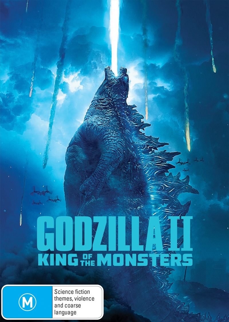 Godzilla 2 - King Of The Monsters | DVD