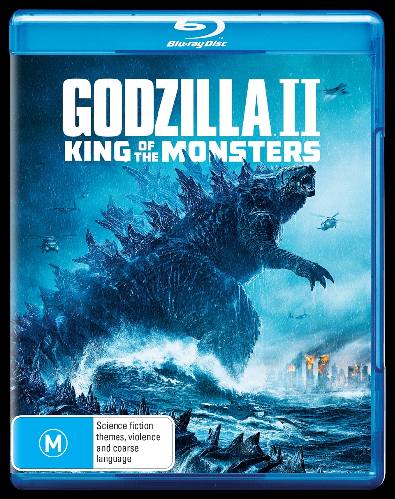 Godzilla 2 - King Of The Monsters | Blu-ray