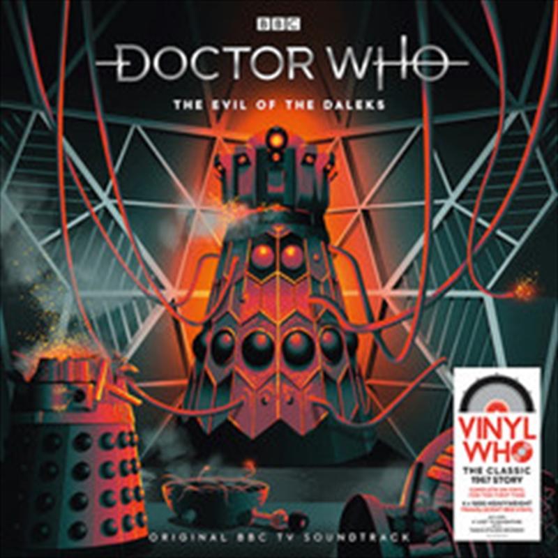 Doctor Who - Evil Of The Daleks | Vinyl