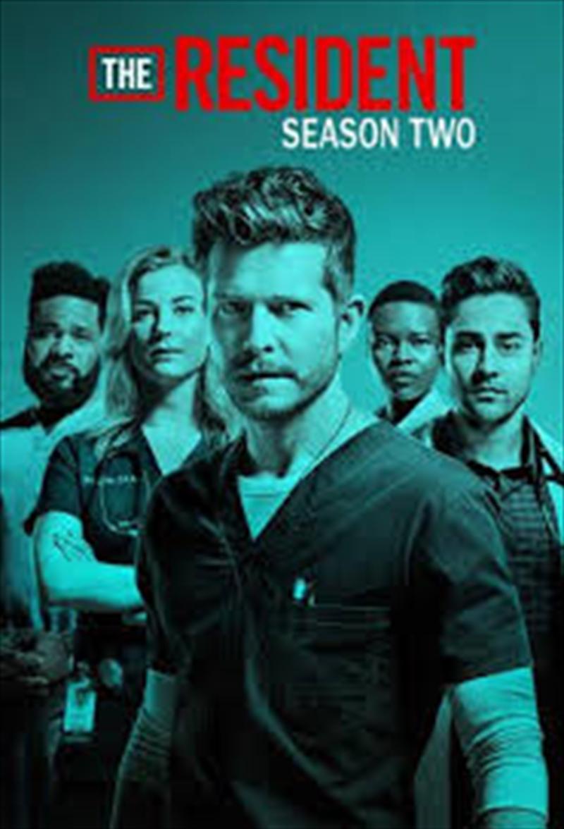 Resident, The - Season 2 | DVD