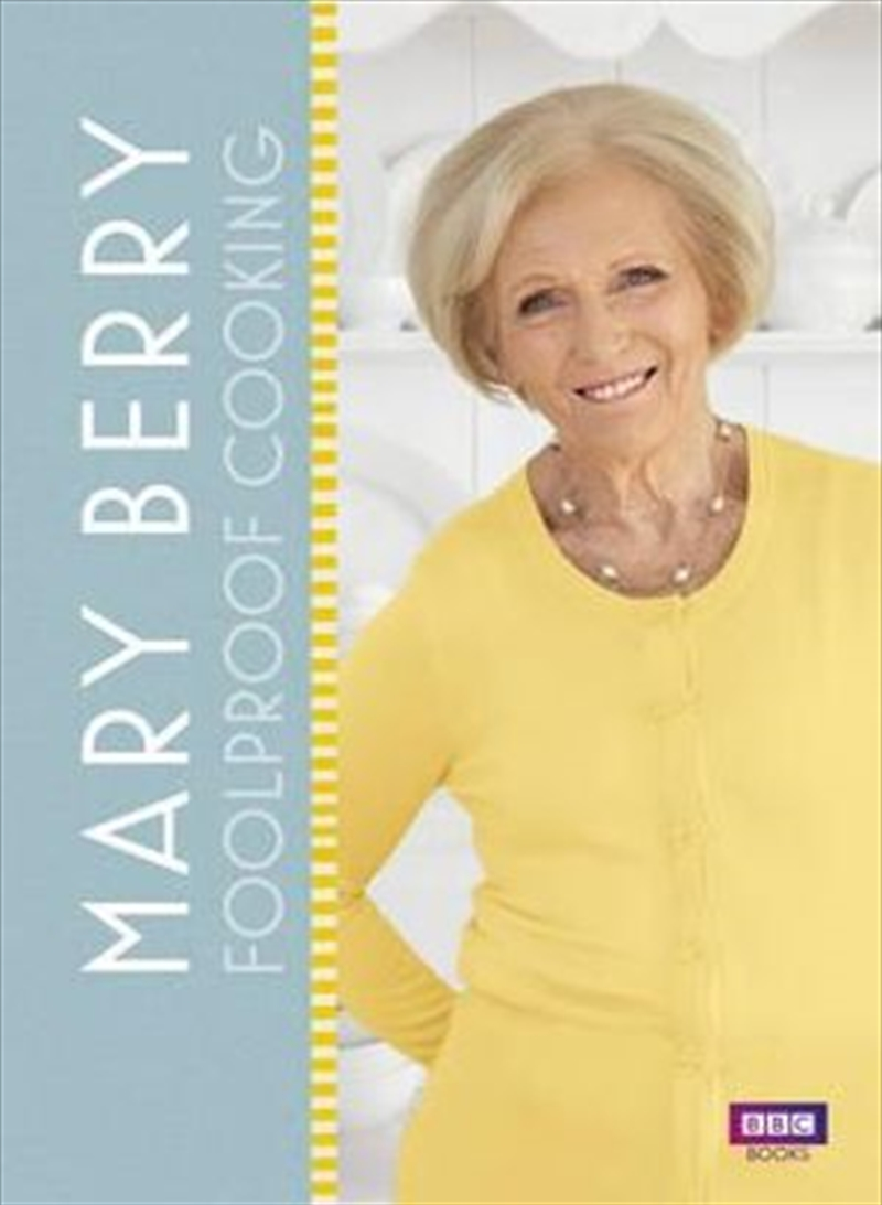 Mary Berry: Foolproof Cooking | Hardback Book