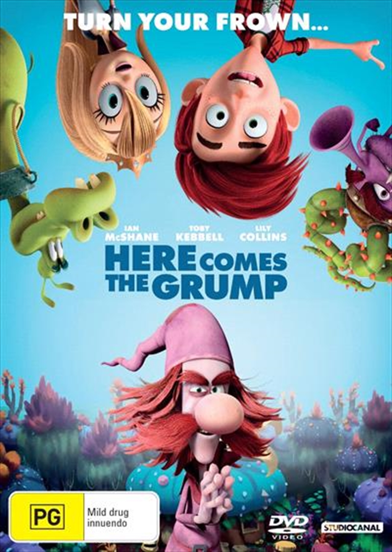 Here Comes The Grump | DVD