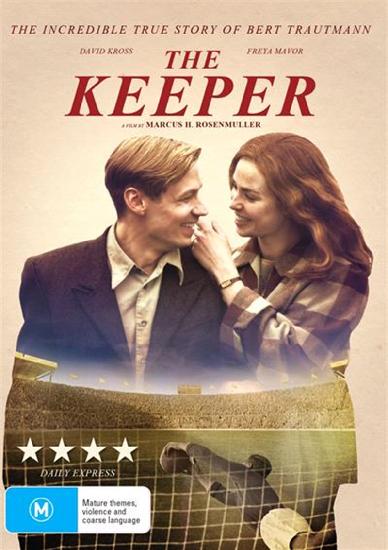 Keeper, The | DVD