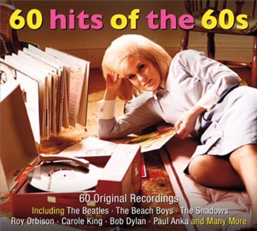60 Hits Of The 60s | CD