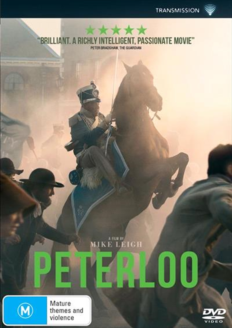Peterloo | DVD
