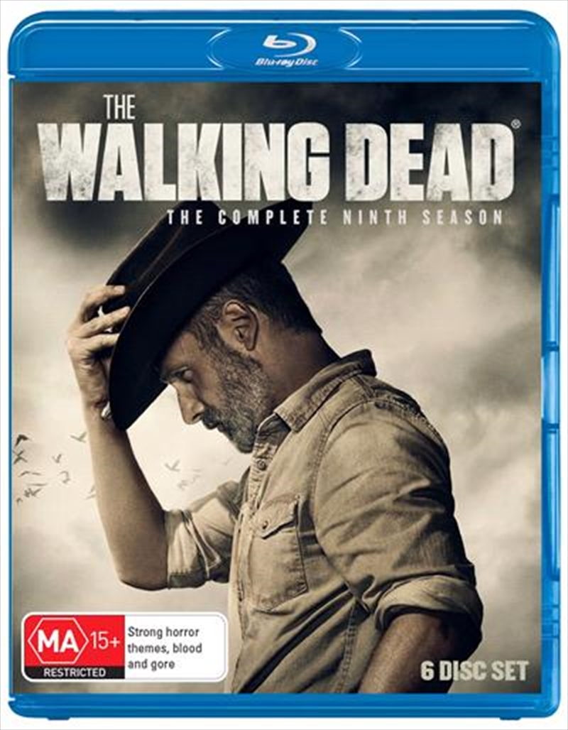 Walking Dead - Season 9, The | Blu-ray