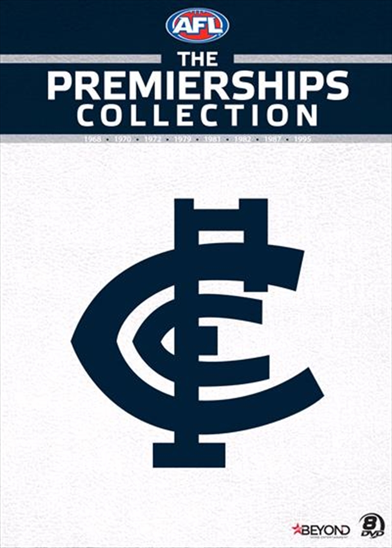 AFL  - The Premierships Collection - Carlton | DVD