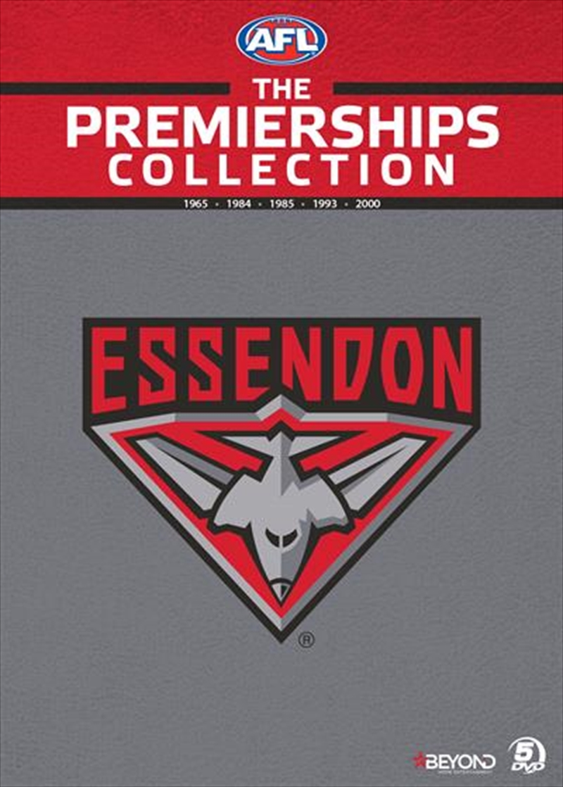 AFL  - The Premierships Collection - Essendon | DVD