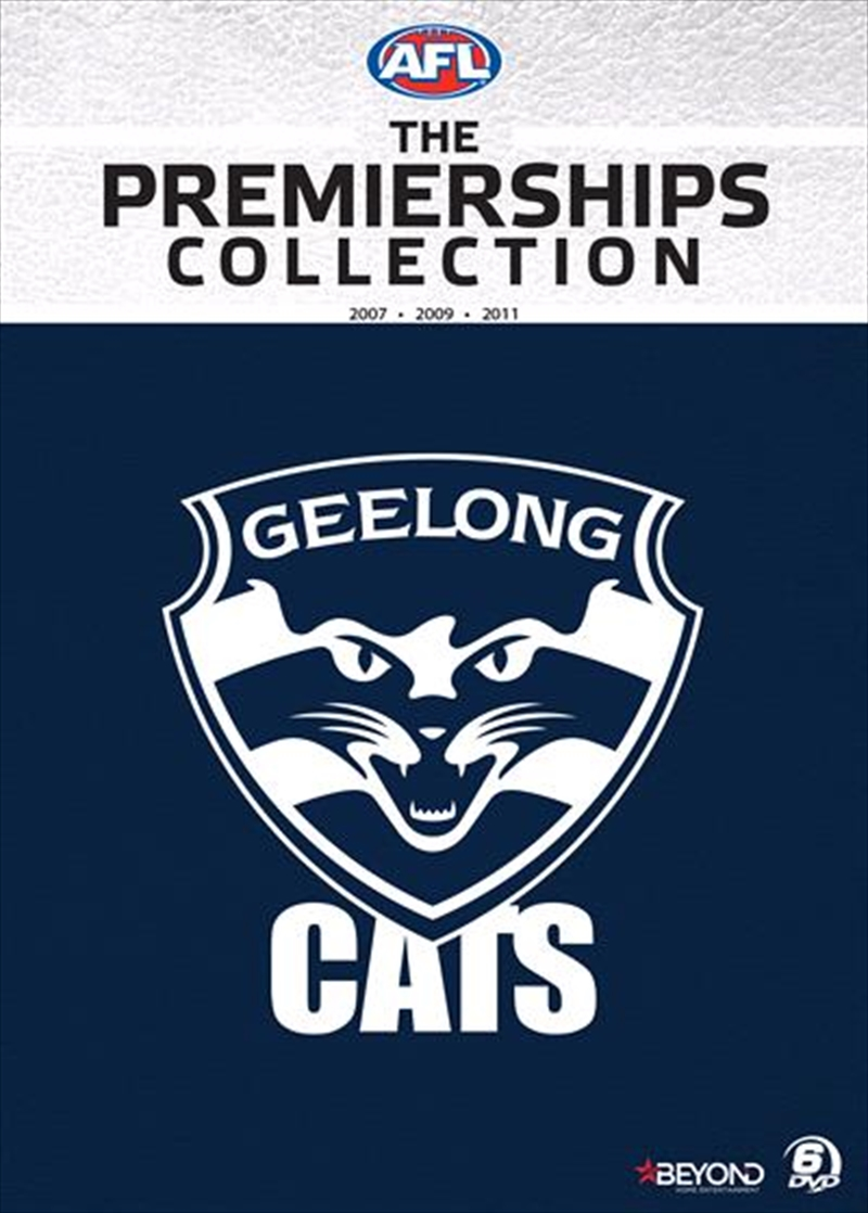 AFL  - The Premierships Collection - Geelong | DVD