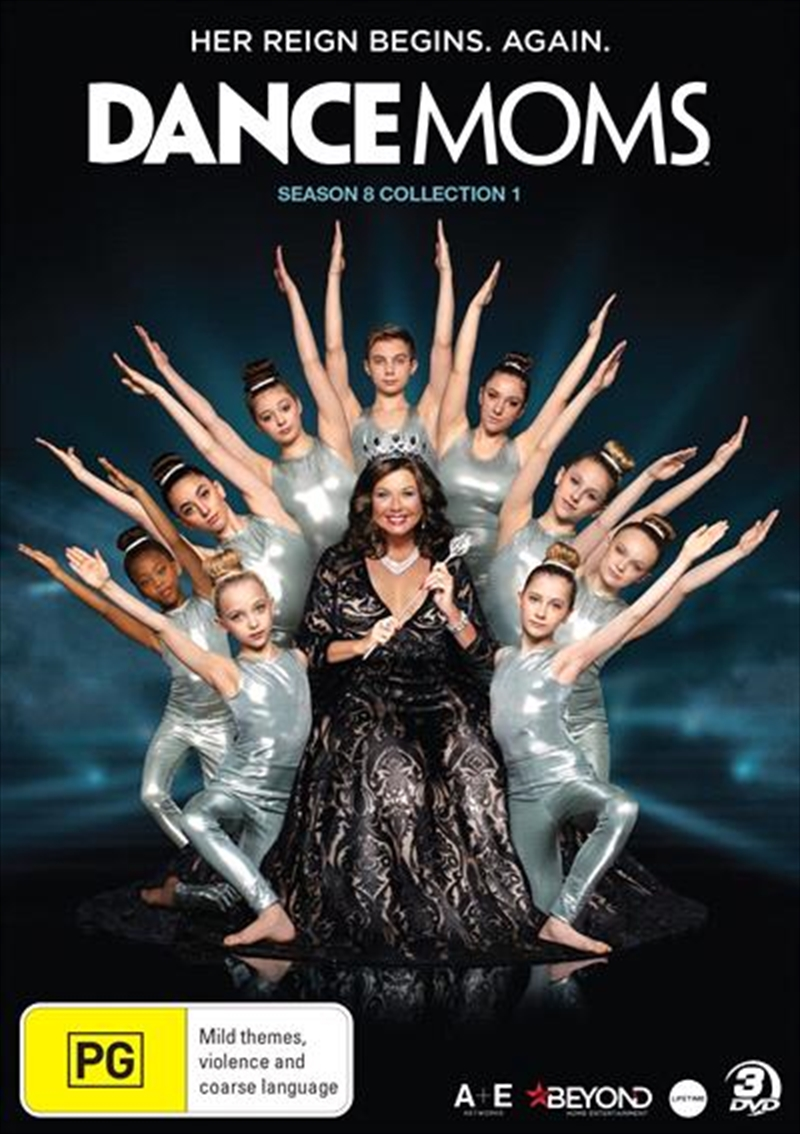 Dance Moms Resurrection - Season 8 - Collection 1 | DVD