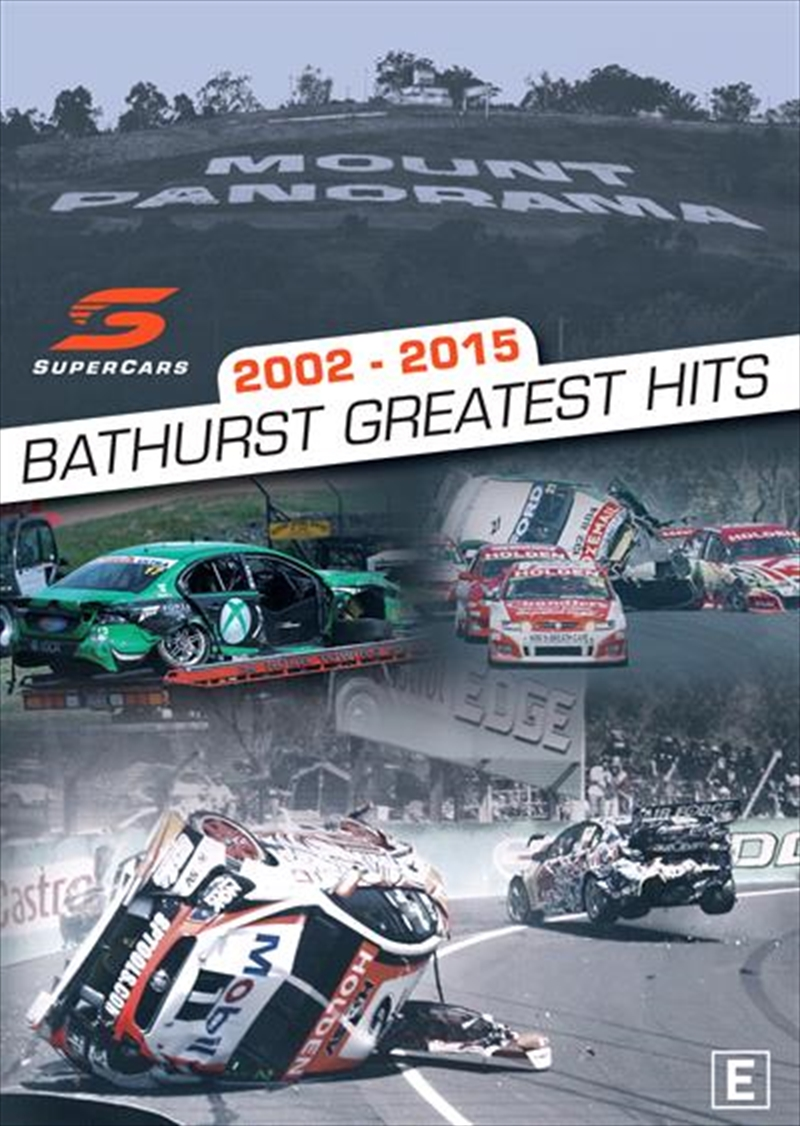 Supercars Bathurst Greatest Hits 2002-2015 - Vol 3 | DVD