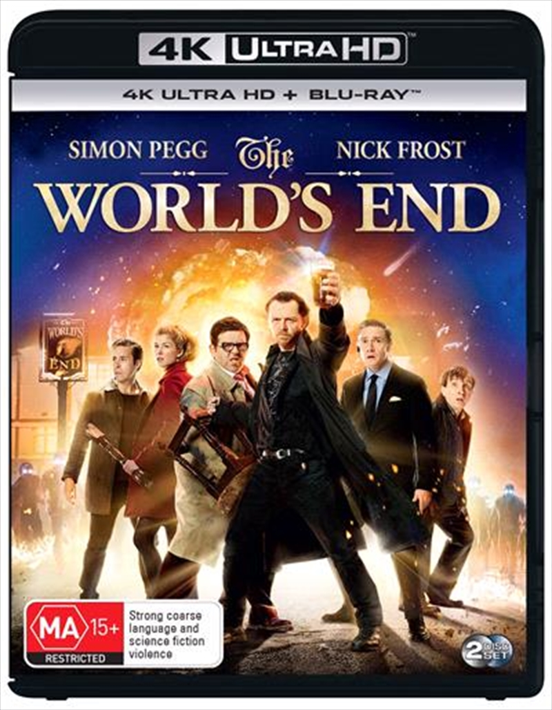 World's End, The | UHD