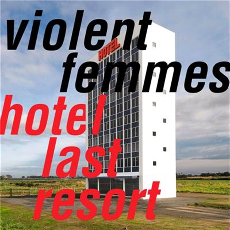 Hotel Last Resort | CD