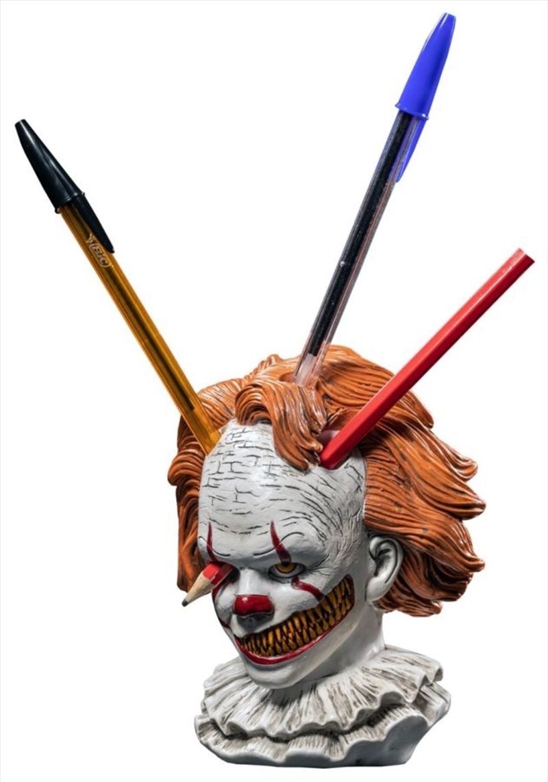 It (2017) - Pennywise Head Pen Holder | Merchandise