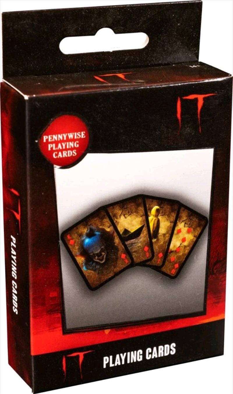 It (2017) - Playing Card Deck | Merchandise