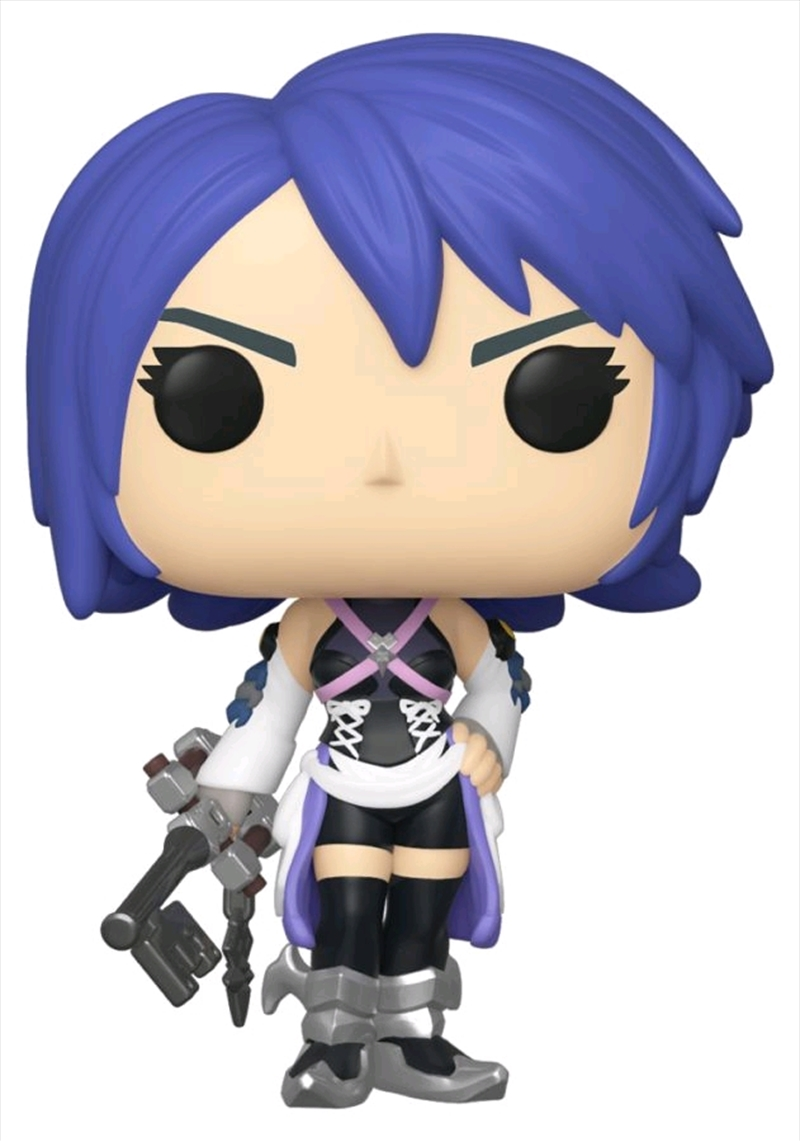 Kingdom Hearts 3 - Aqua Pop! Vinyl | Pop Vinyl