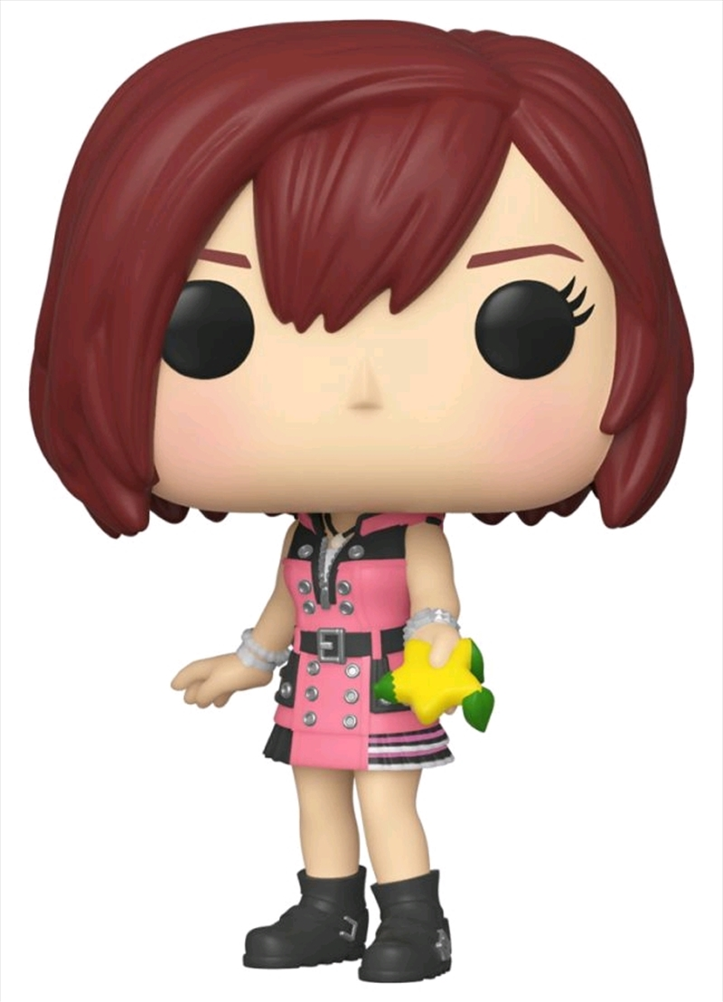 Kingdom Hearts 3 - Kairi with Hood Pop! Vinyl | Pop Vinyl