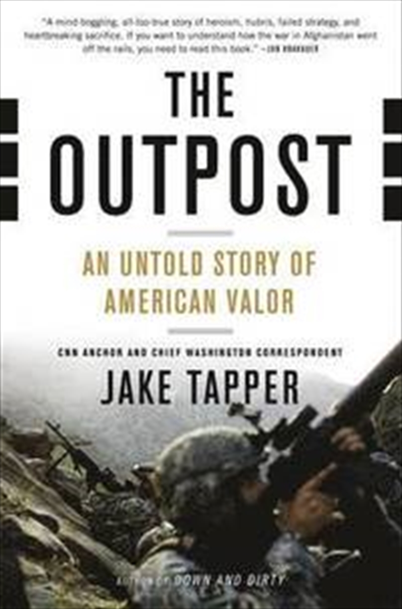 Outpost | Paperback Book