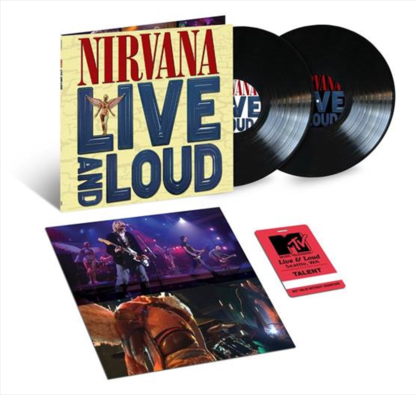Live And Loud - Limited Edition | Vinyl
