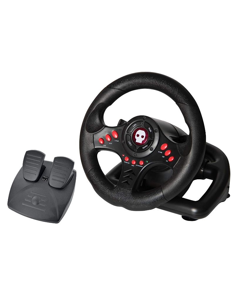 Multiformat Steer Wheel/Pedals | Accessories