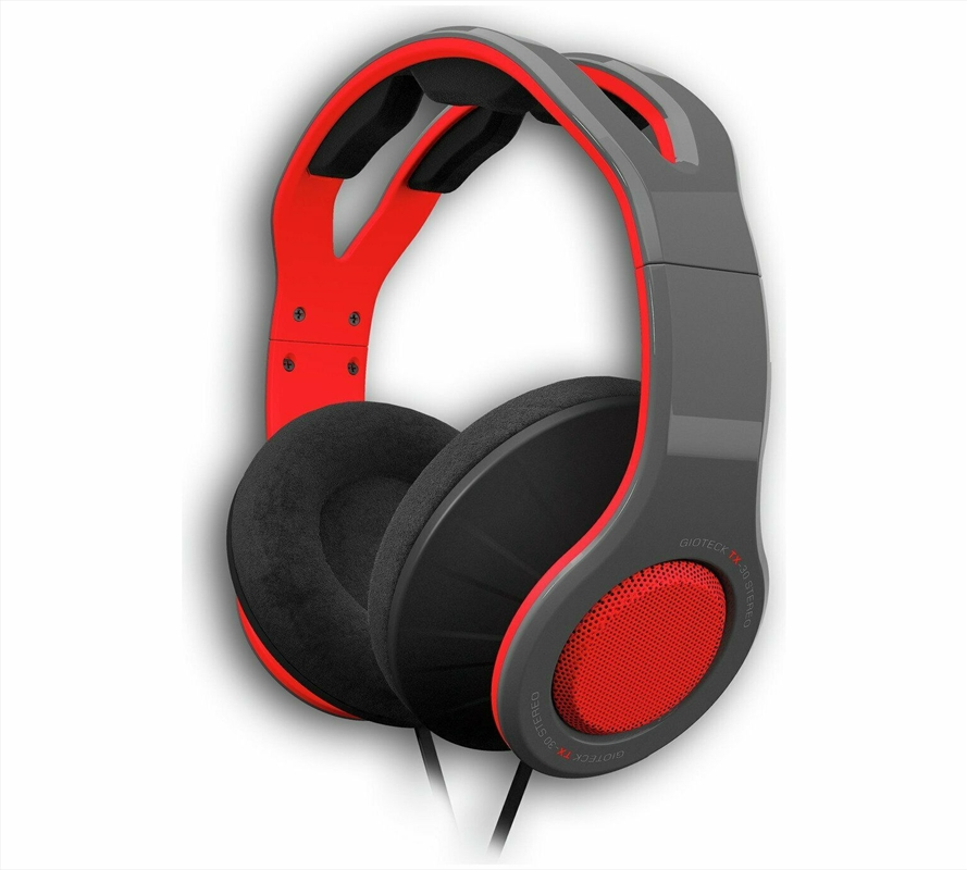 Gioteck Tx-30 Stereo Gaming/Go Headset   Accessories