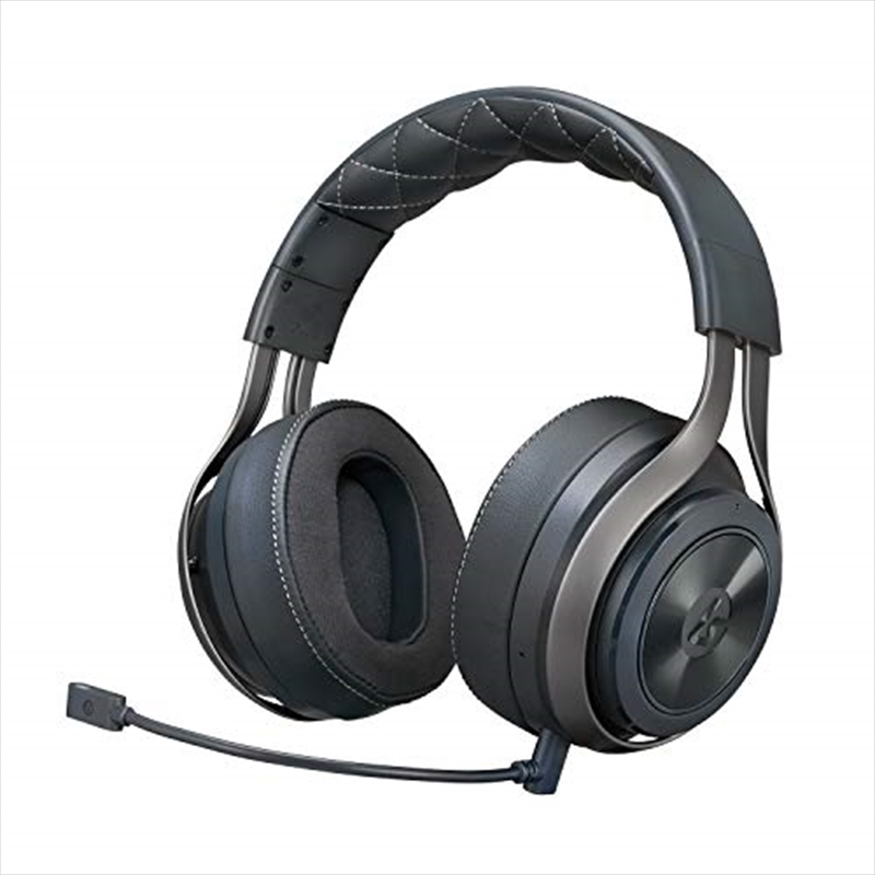 Lucidsound  Ls41 Wireless Black Gaming Headphones   Accessories