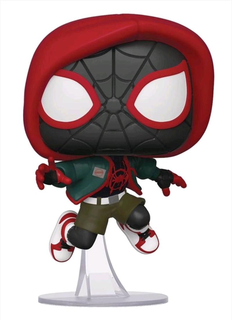 SpiderMan: Into the Spider-Verse - Miles Morales Casual US Exclusive Pop! Vinyl | Pop Vinyl