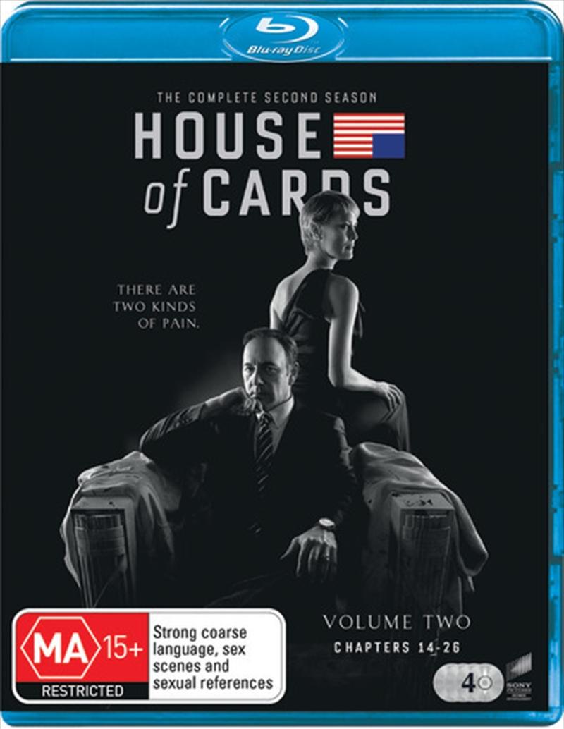 House Of Cards - Season 2 | Blu-ray