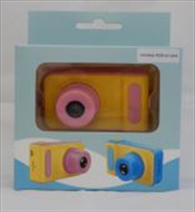 Kids Camera - Pink | Camera