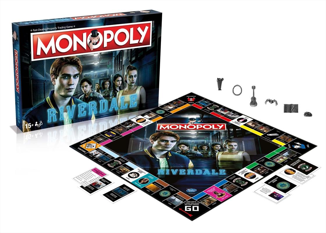Monopoly - Riverdale | Merchandise