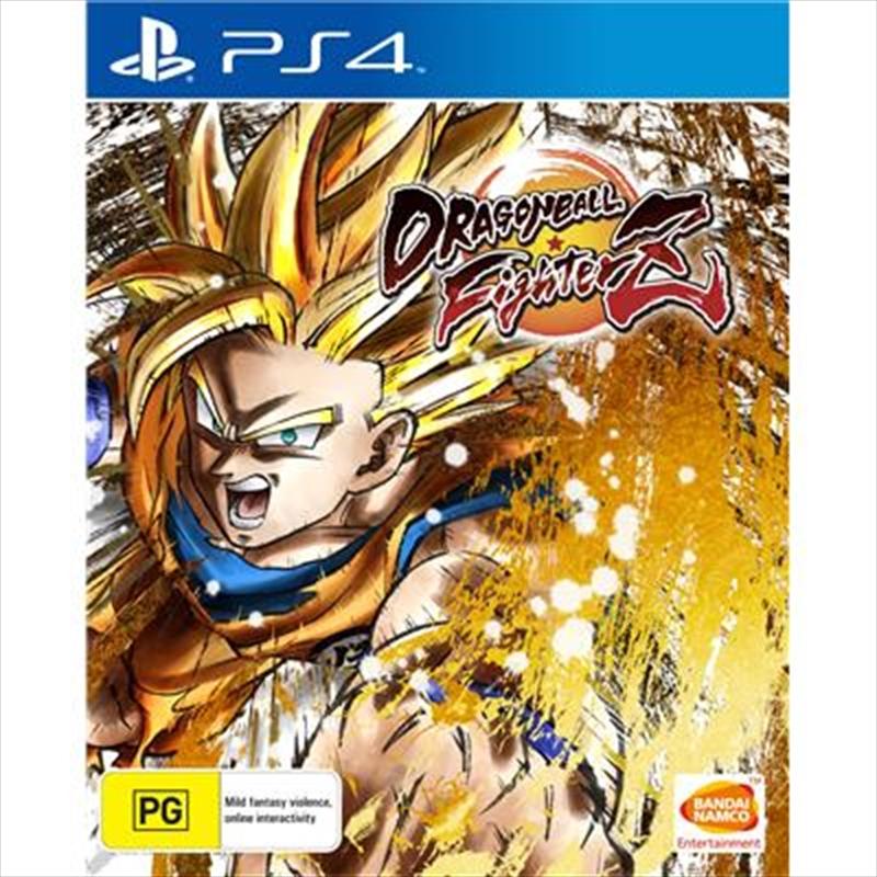 Dragon Ball Fighterz | PlayStation 4
