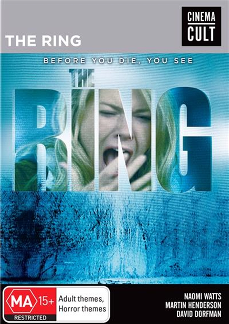 Ring, The | DVD