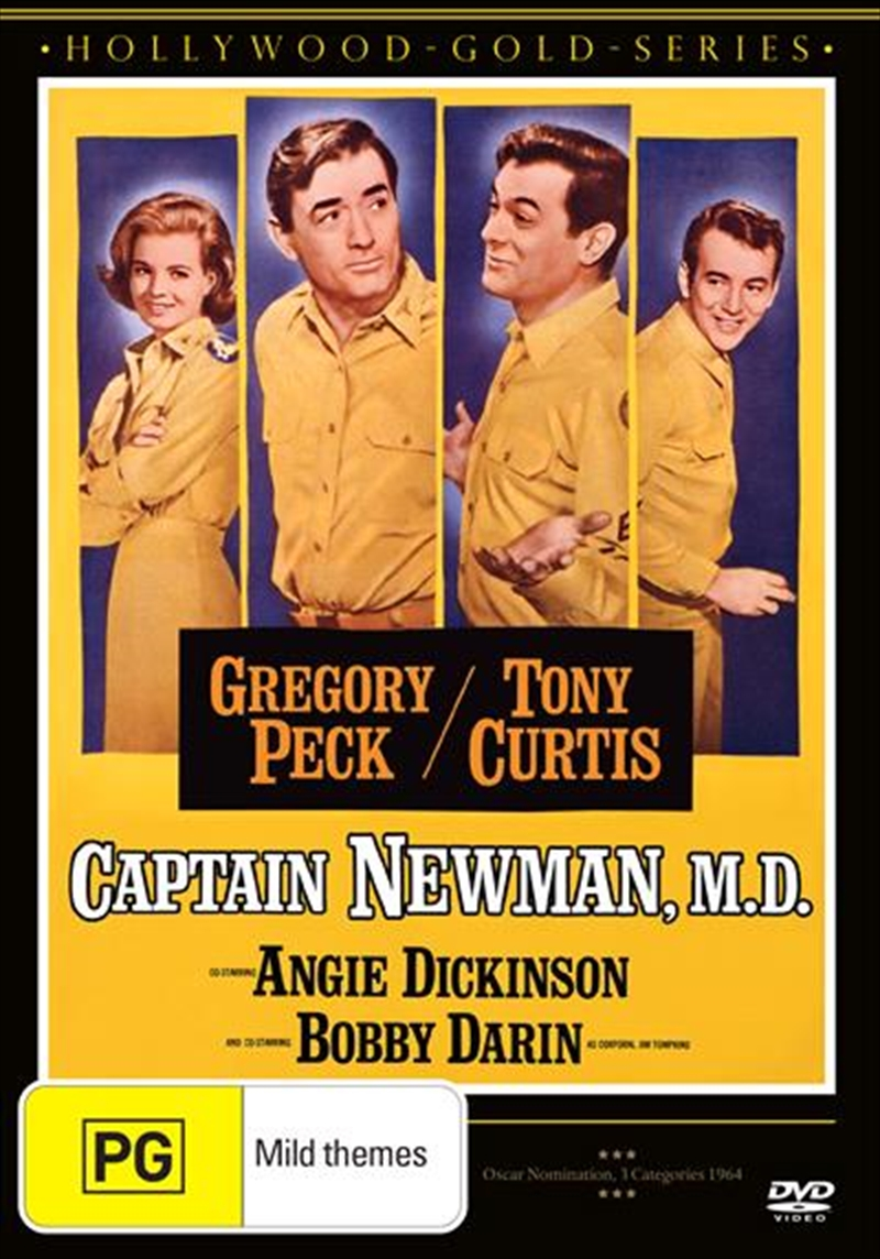 Captain Newman, M.D. | DVD