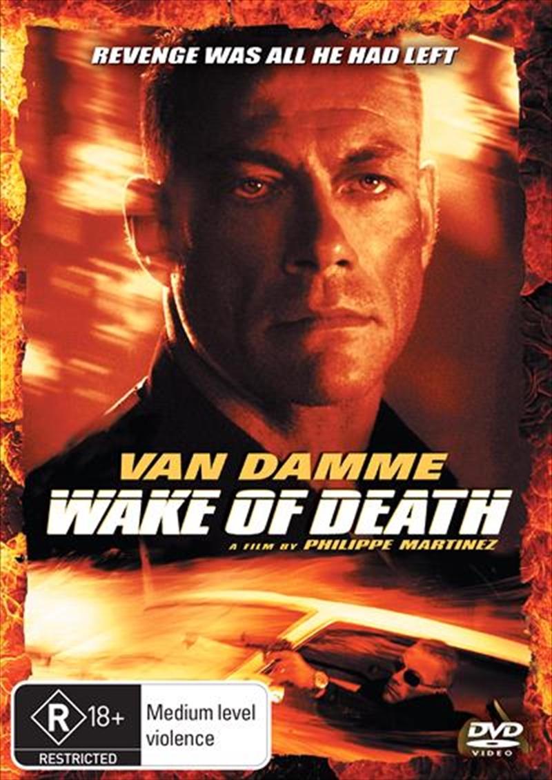 Wake Of Death | DVD