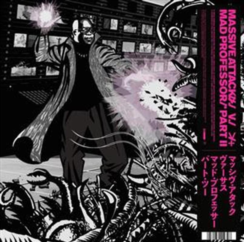 Massive Attack V Mad Professor Part 2 | Vinyl