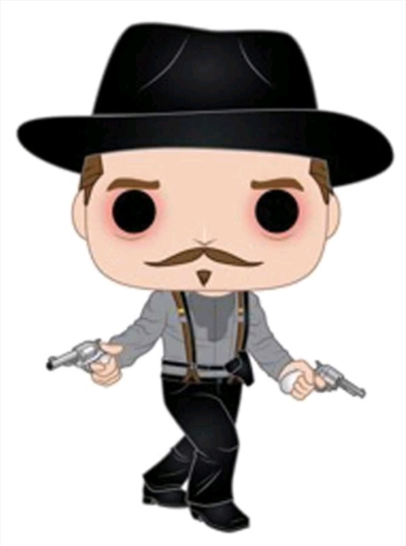 Tombstone - Doc Holliday Standoff US Exclusive Pop! Vinyl [RS] | Pop Vinyl