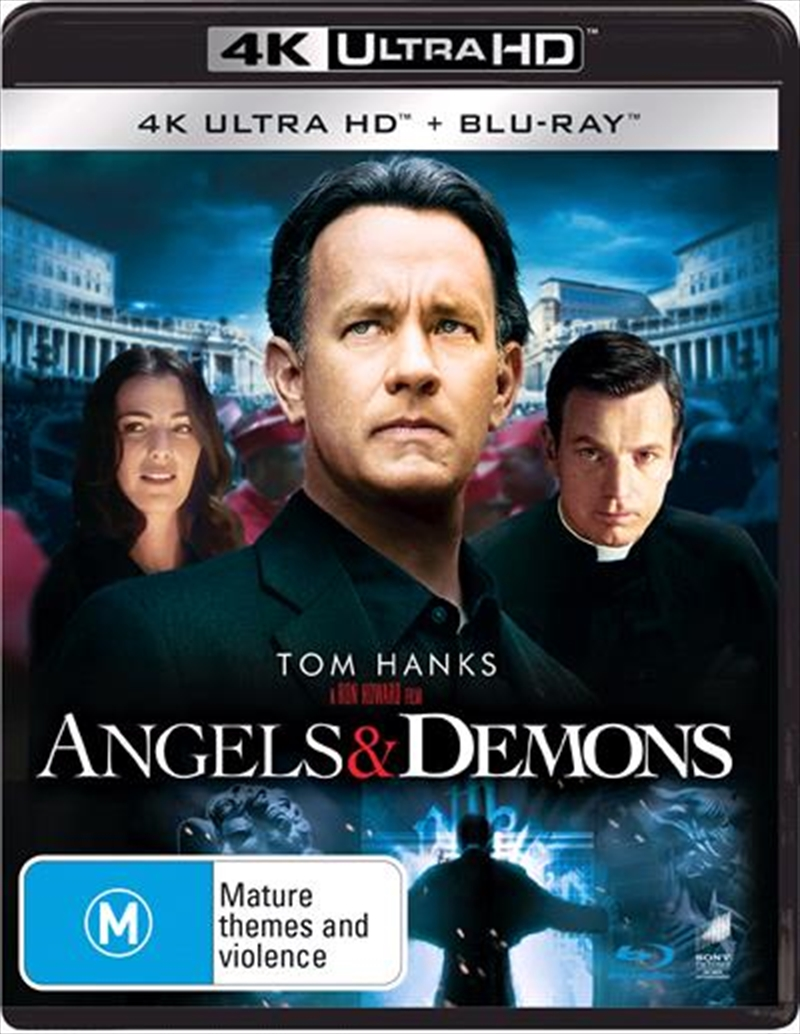 Angels and Demons | UHD