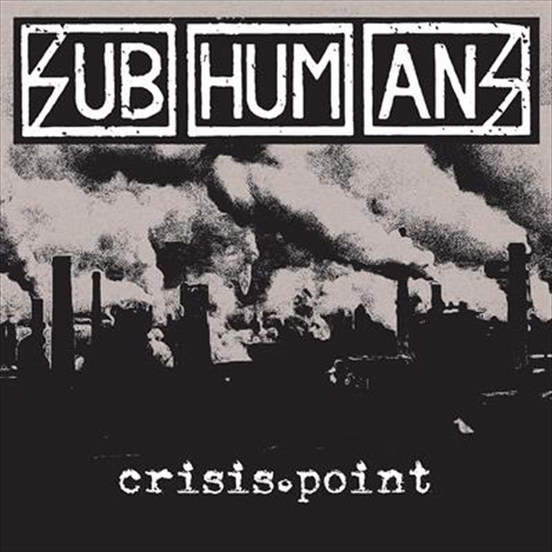Crisis Point | CD